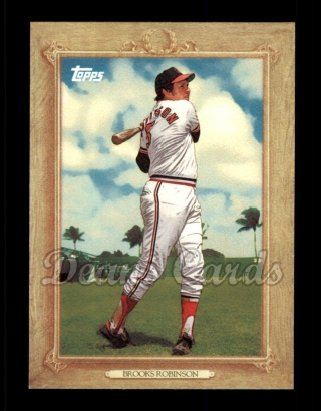 2010 Topps Turkey Red #69 TR Brooks Robinson