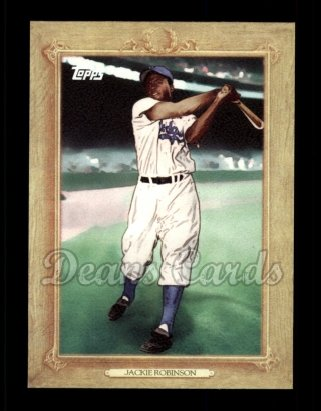 2010 Topps Turkey Red #70 TR Jackie Robinson