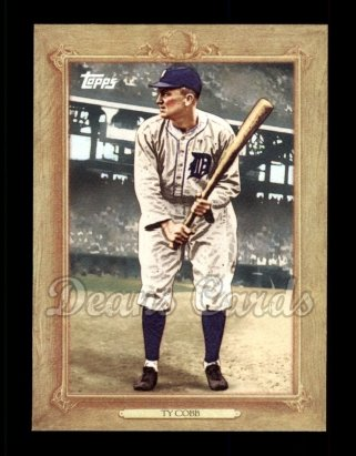 2010 Topps Turkey Red #95 TR Ty Cobb