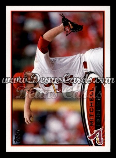 2012 Topps Update #131  Mitchell Boggs