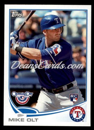 2013 Topps Opening Day #114  Mike Olt
