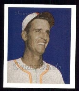 1949 Bowman REPRINT #105  Bill Kennedy