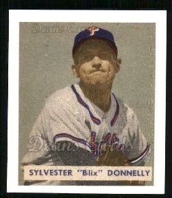 1949 Bowman REPRINT #145  Sylvester Donnelly