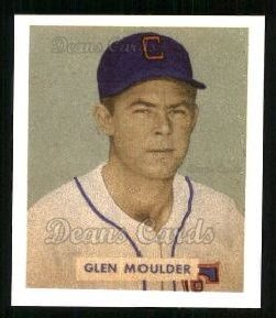 1949 Bowman REPRINT #159  Glen Moulder
