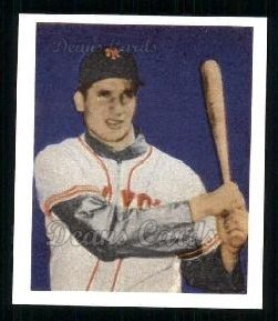 1949 Bowman REPRINT #18  Bobby Thomson