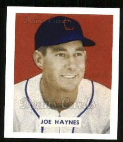 1949 Bowman REPRINT #191  Joe Haynes