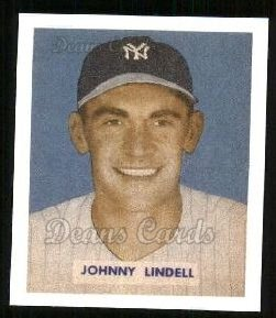 1949 Bowman REPRINT #197  Johnny Lindell