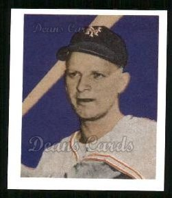 1949 Bowman REPRINT #2  Whitey Lockman