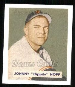 1949 Bowman REPRINT #207  Johnny Hopp
