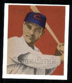 1949 Bowman REPRINT #37  Johnny Wyrostek