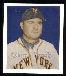 1949 Bowman REPRINT #85  Johnny Mize