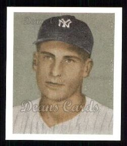 1949 Bowman REPRINT #87  Randy Gumpert