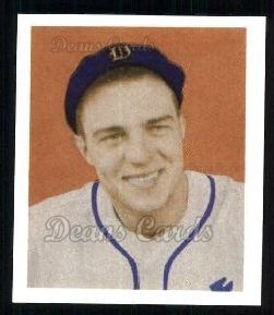 1949 Bowman REPRINT #91  Dick Wakefield