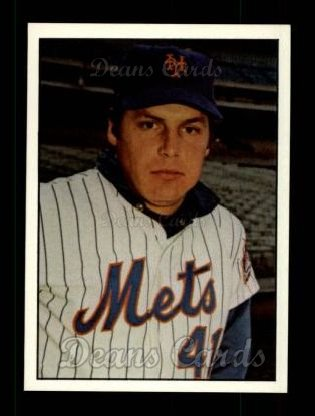 1975 SSPC Promo Card #6  Tom Seaver