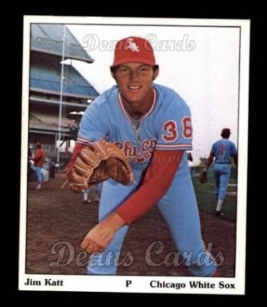 1975 SSPC Puzzle Back #13  Jim Kaat