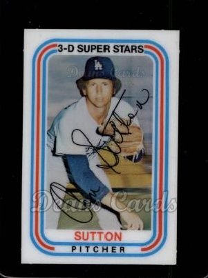 1976 Kellogg #13  Don Sutton
