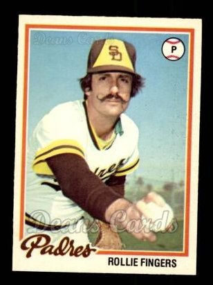 1978 O-Pee-Chee #201  Rollie Fingers