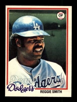1978 O-Pee-Chee #57  Reggie Smith