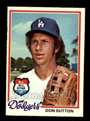 1978 O-Pee-Chee #96  Don Sutton