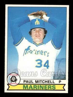 1979 O-Pee-Chee #118  Paul Mitchell