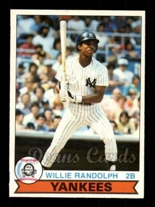 1979 O-Pee-Chee #125  Willie Randolph