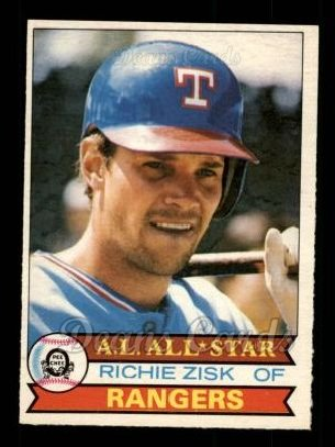 1979 O-Pee-Chee #130  Richie Zisk