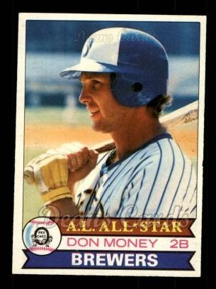 1979 O-Pee-Chee #133  Don Money