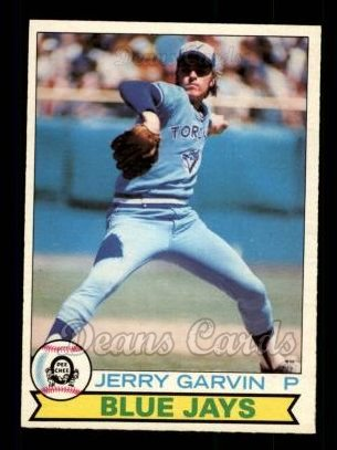 1979 O-Pee-Chee #145  Jerry Garvin
