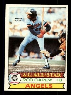 1979 O-Pee-Chee #151 TR Rod Carew