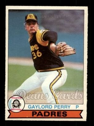 1979 O-Pee-Chee #161  Gaylord Perry