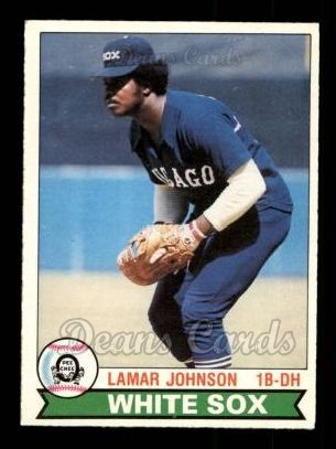 1979 O-Pee-Chee #192  Lamar Johnson