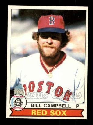 1979 O-Pee-Chee #195  Bill Campbell