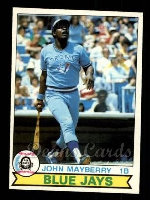1979 O-Pee-Chee #199  John Mayberry