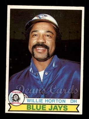 1979 O-Pee-Chee #252  Willie Horton