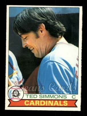 1979 O-Pee-Chee #267  Ted Simmons