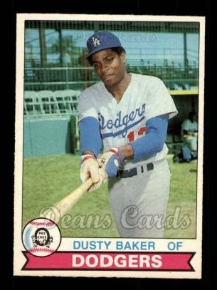 1979 O-Pee-Chee #290  Dusty Baker