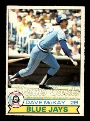 1979 O-Pee-Chee #322  Dave McKay