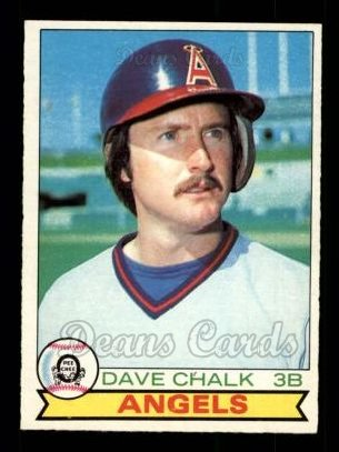 1979 O-Pee-Chee #362  Dave Chalk