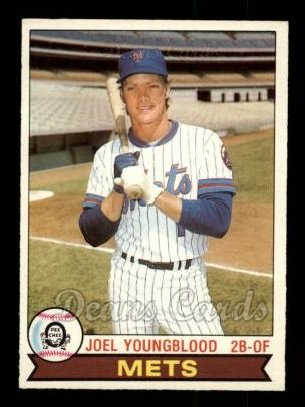 1979 O-Pee-Chee #48  Joel Youngblood