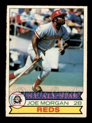 1979 O-Pee-Chee #5  Joe Morgan