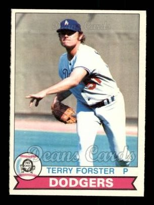1979 O-Pee-Chee #7  Terry Forster