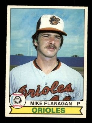1979 O-Pee-Chee #76  Mike Flanagan