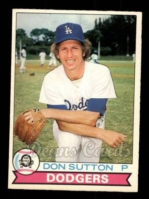 1979 O-Pee-Chee #80  Don Sutton