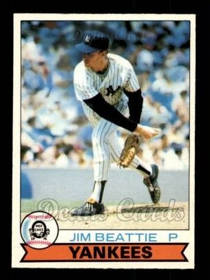 1979 O-Pee-Chee #86  Jim Beattie
