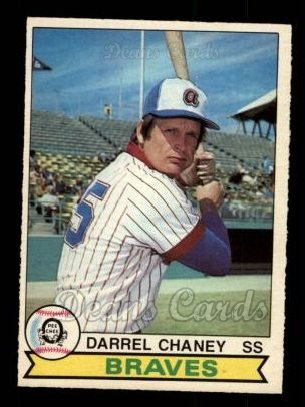 1979 O-Pee-Chee #91  Darrel Chaney