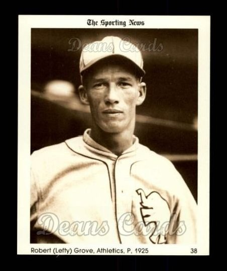 1981 Conlon #38  Lefty Grove