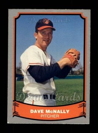 1988 Pacific Legends #38  Dave McNally