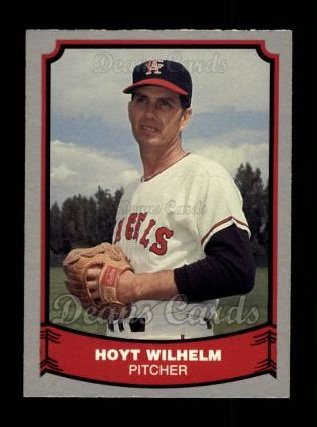 1988 Pacific Legends #76  Hoyt Wilhelm
