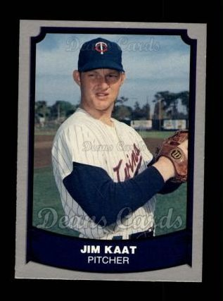 1988 Pacific Legends #88  Jim Kaat