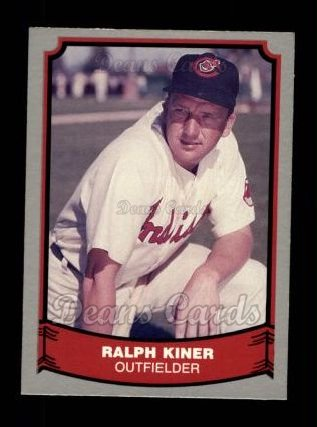 1988 Pacific Legends #9  Ralph Kiner